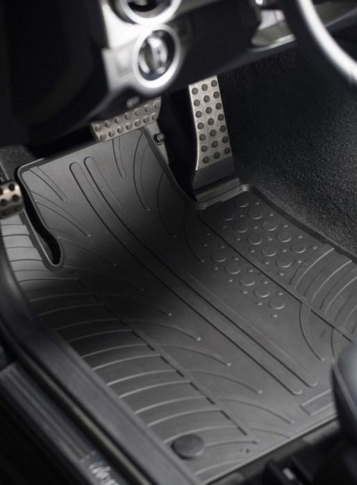 Podlahová rohož do auta
