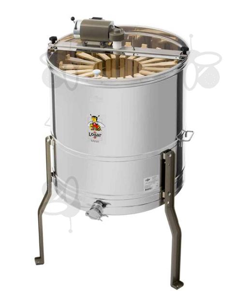 Extraktor medu je zariadenie, ktoré sa používa na extrakciu medu z plástu